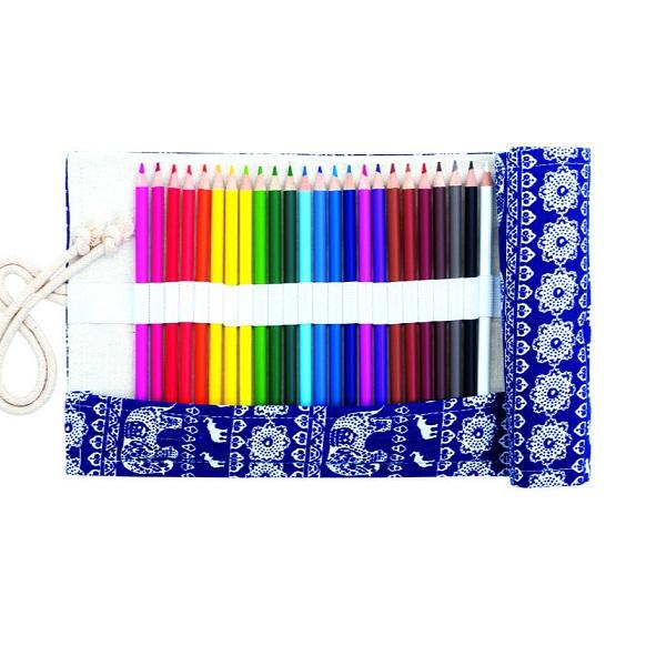Bộ 24 cây bút chì màu cao cấp PENCILWRAP-24