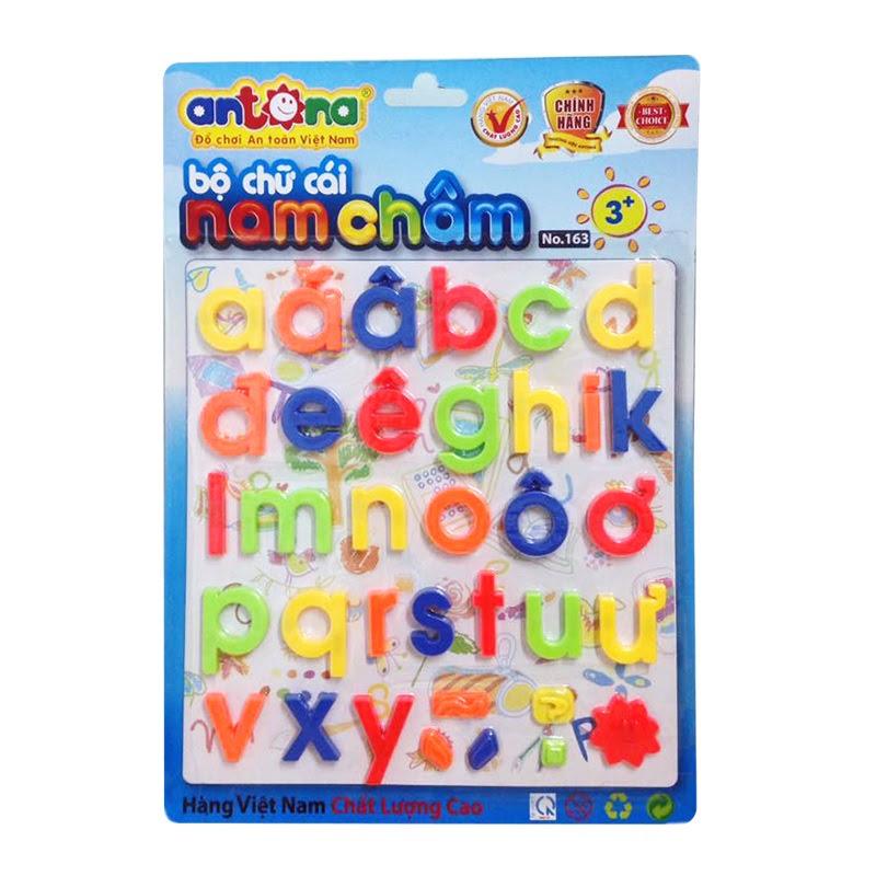 Bộ chữ cái nam châm AN03
