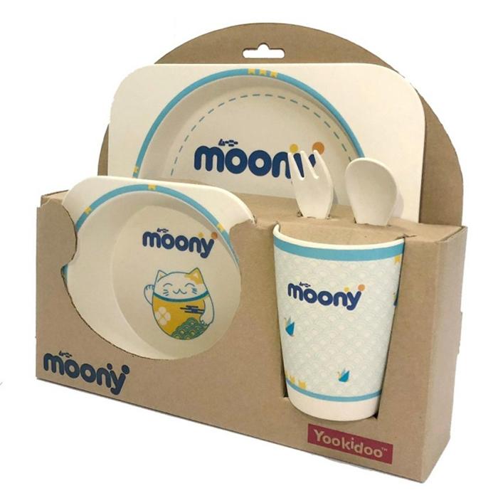 Bỉm quần Moony L44 girl