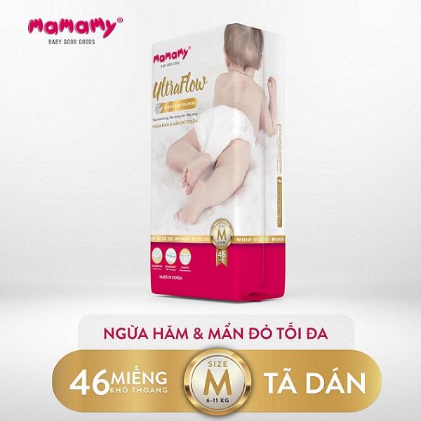 Tã dán Ultraflow Mamamy M46