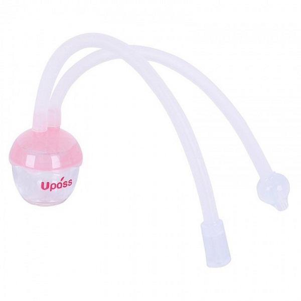 Hút mũi dây silicon hồng mềm upass
