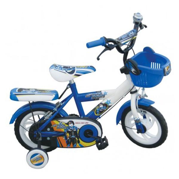 Xe đạp trẻ em 14inch xanh/đỏ trắng