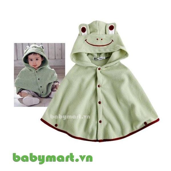 Áo choàng ếch