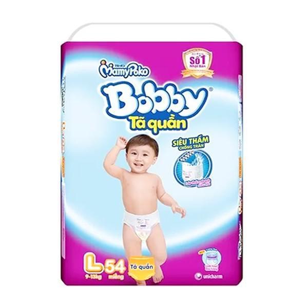 Bỉm Bobby Fresh quần L54