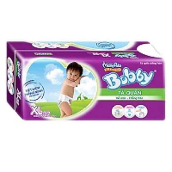 Bỉm Bobby Fresh quần XL32