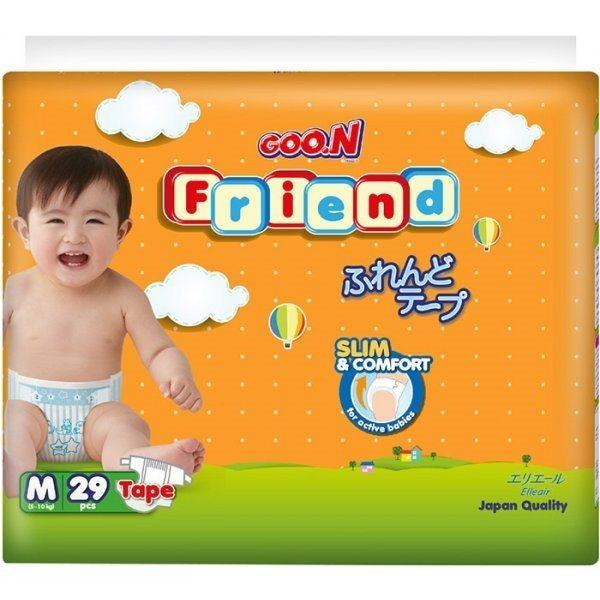 Bỉm Goon Friend dán M29