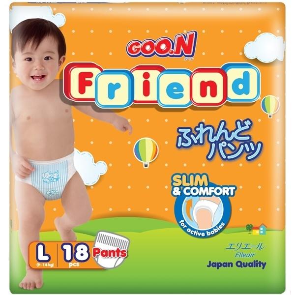 Bỉm Goon Friend quần L18