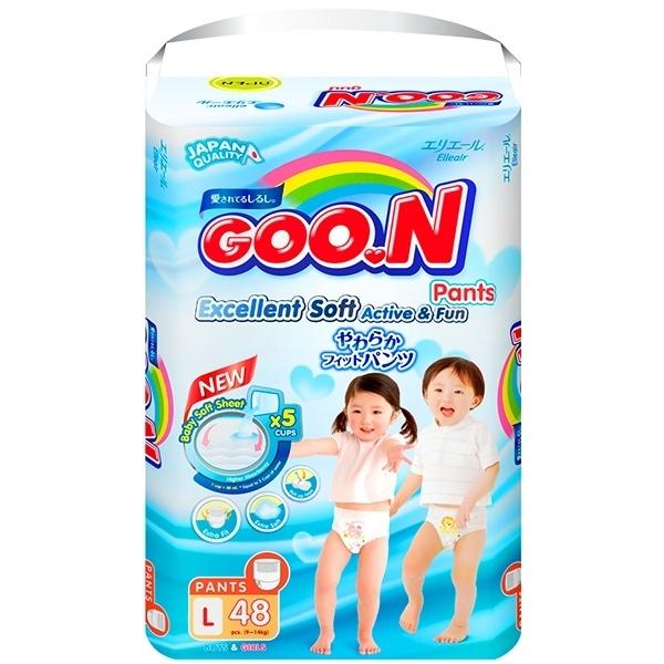 Bỉm Goon Slim quần L48