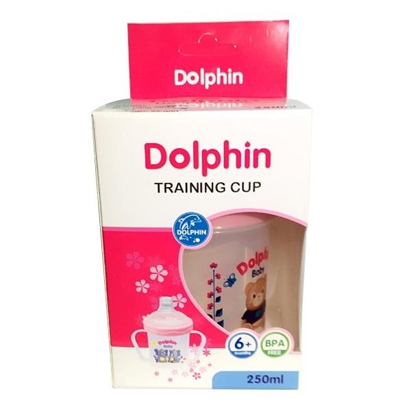 Bình tập uống Dolphin 250ml