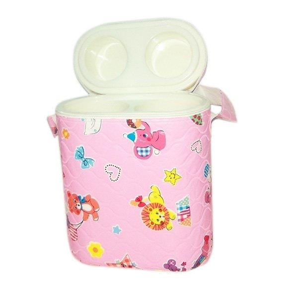 Bình ủ sữa đôi Hello Baby