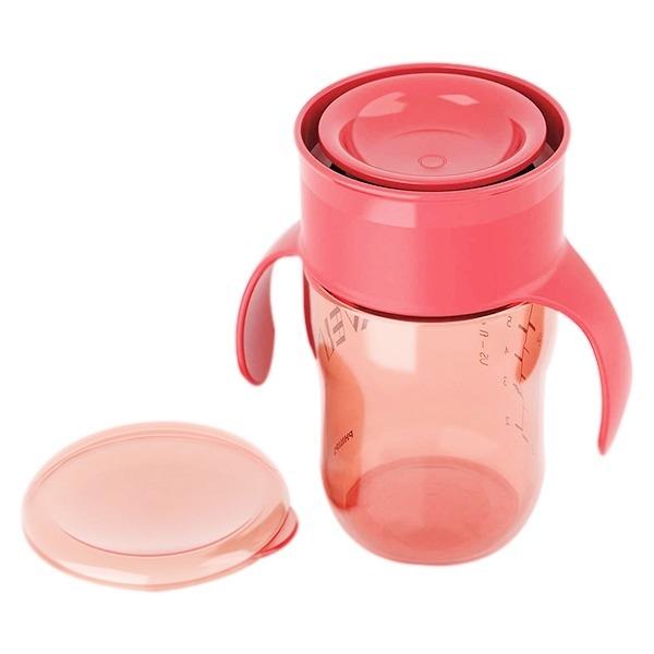 Bình uống nước 360 độ Avent 260ml
