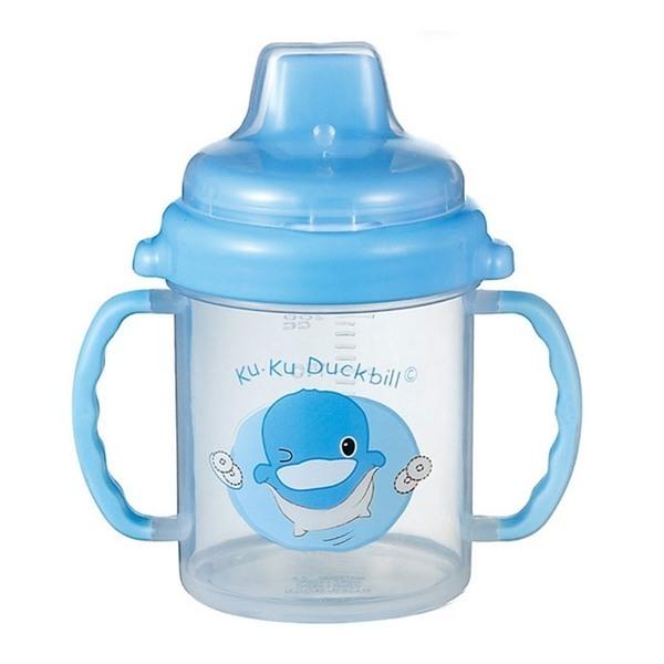 Bình uống nước có tay cầm Kuku Ku5415
