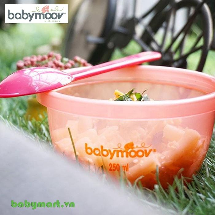 Bộ 6 bát chia thức ăn Babymoov