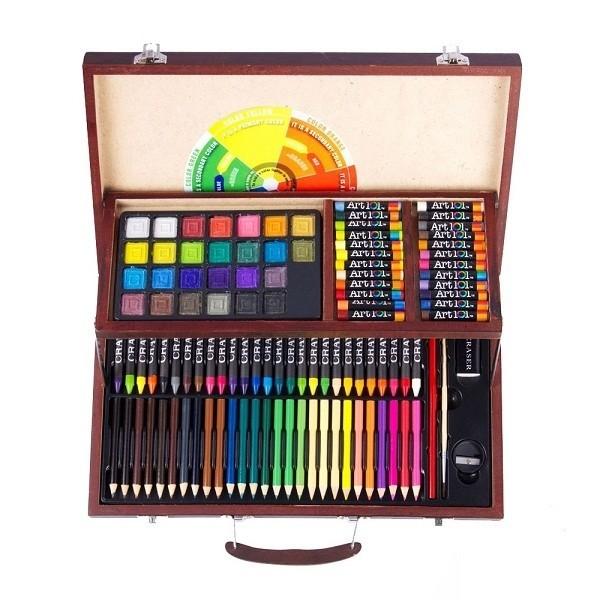 Bộ màu vẽ đa năng Colormate M111 MS-111W