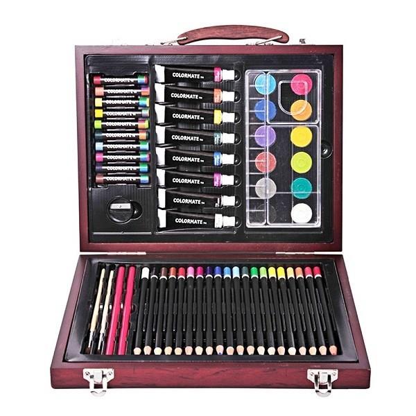 Bộ màu vẽ đa năng Colormate M58 MS-58W