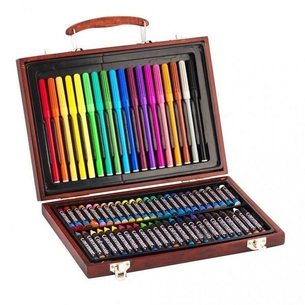 Bộ màu vẽ đa năng Colormate M67 MS-67W