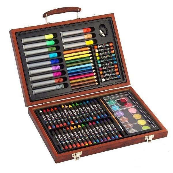 Bộ màu vẽ đa năng Colormate M82 MS-82W