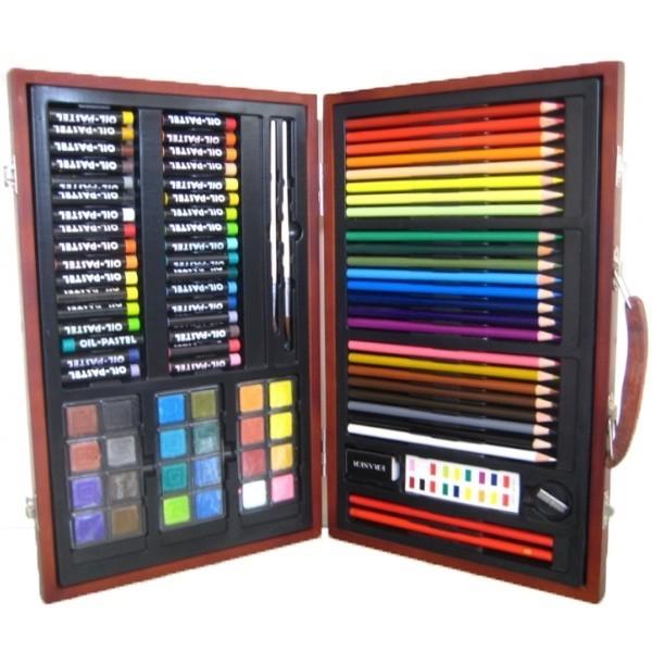 Bộ màu vẽ đa năng Colormate M83 MS-83W