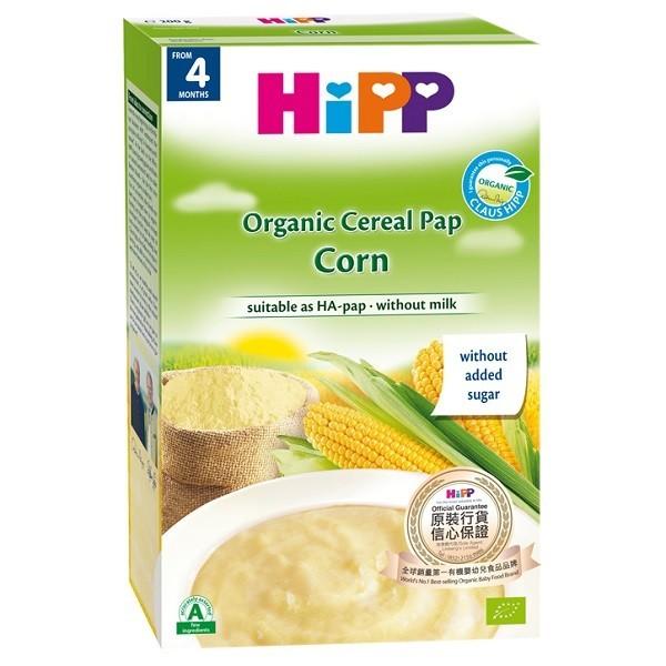 Bột lạt Hipp ngũ cốc bắp non 200g