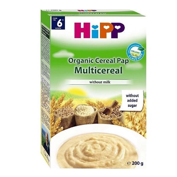 Bột lạt Hipp ngũ cốc tổng hợp 200g