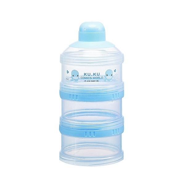 Hộp chia sữa 3 ngăn Kuku Ku-5318