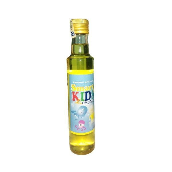 Dầu ăn Smart Kids Omega 250ml