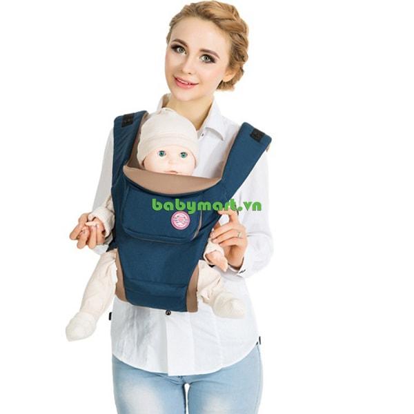 Địu Baby Mamy 3 chức năng