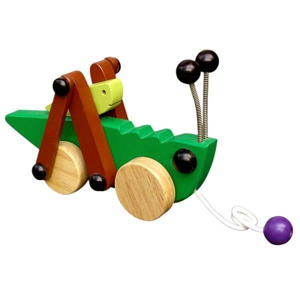 Đồ chơi gỗ - Châu Chấu 63252