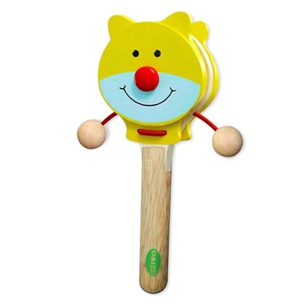 Đồ chơi gỗ - Lúc lắc mèo 69122