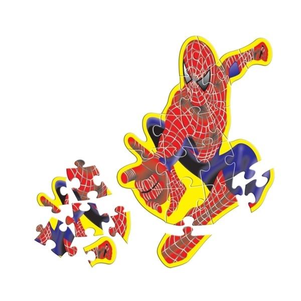 Đồ chơi gỗ - Xếp hình người nhện 60462