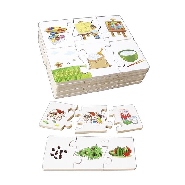 Đồ chơi gỗ - Ba bước phát triển 61392