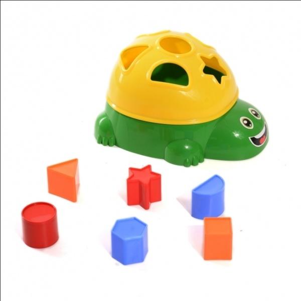 Đồ chơi thả khối Furkan hình rùa