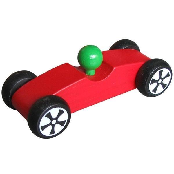 Đồ chơi gỗ - Xe đua F1