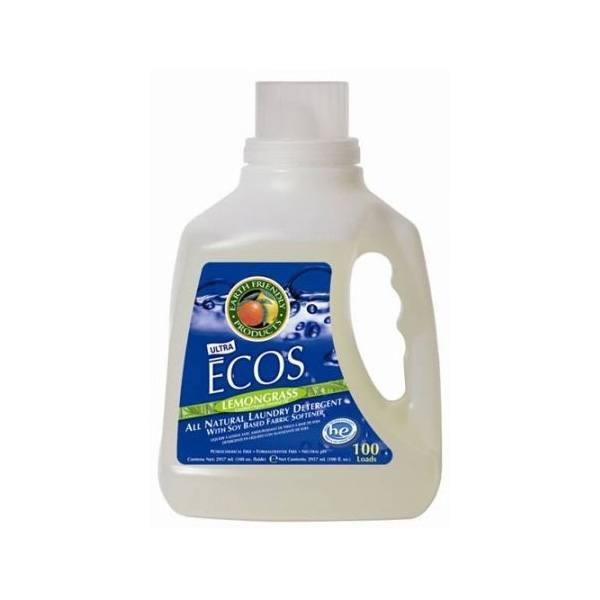 Dung dịch giặt xả Ecos 2.96 lít