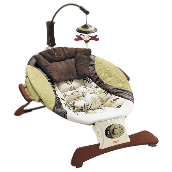 Ghế rung Fisher Price L7193 Zen Collection