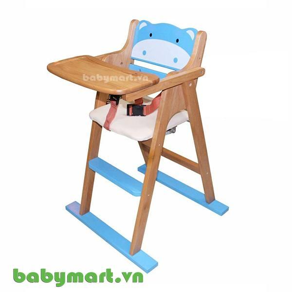Ghế tập ăn gỗ Song Son