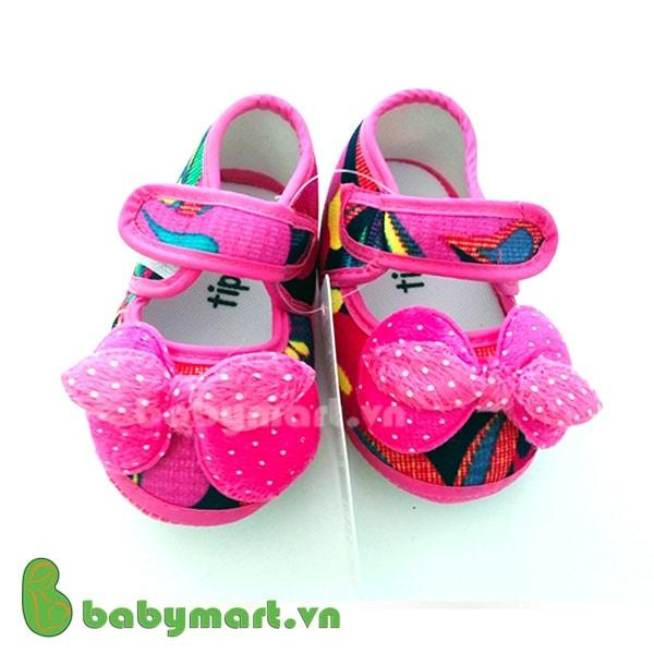 Giày tập đi Mothercare hộp vàng