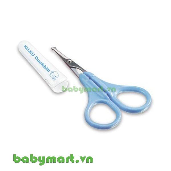 Kéo cắt móng tay cho bé Kuku 3017A
