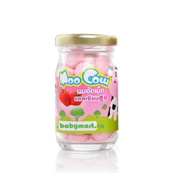 Kẹo sữa Moocow Dâu