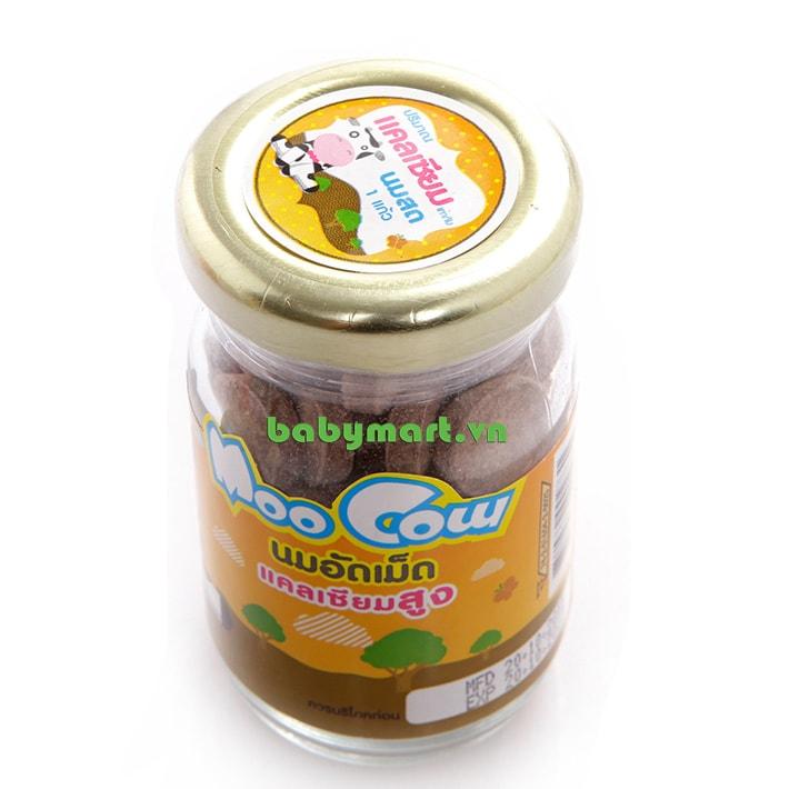 Kẹo sữa Moocow Socola