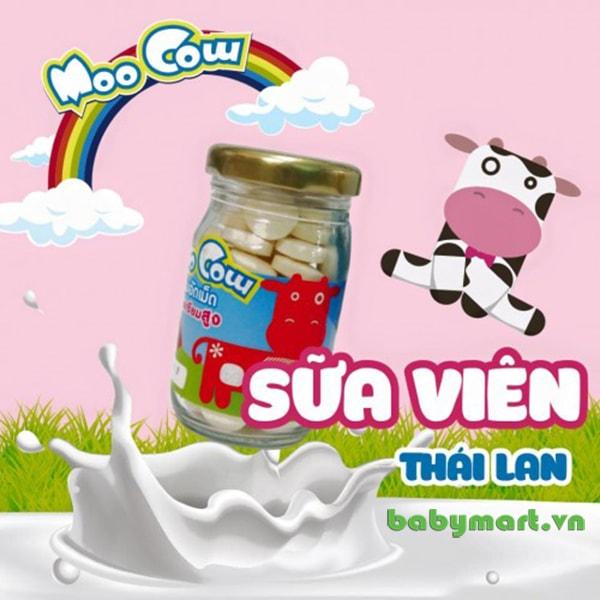 Kẹo sữa Moocow Vani