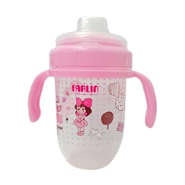 Ly tập uống Farlin cho bé