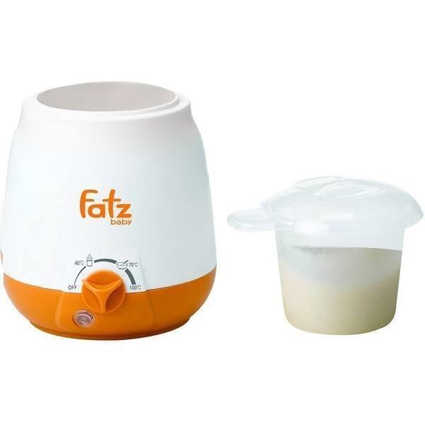 Máy hâm sữa và thức ăn 3 chức năng Fatzbaby  FB3003SL