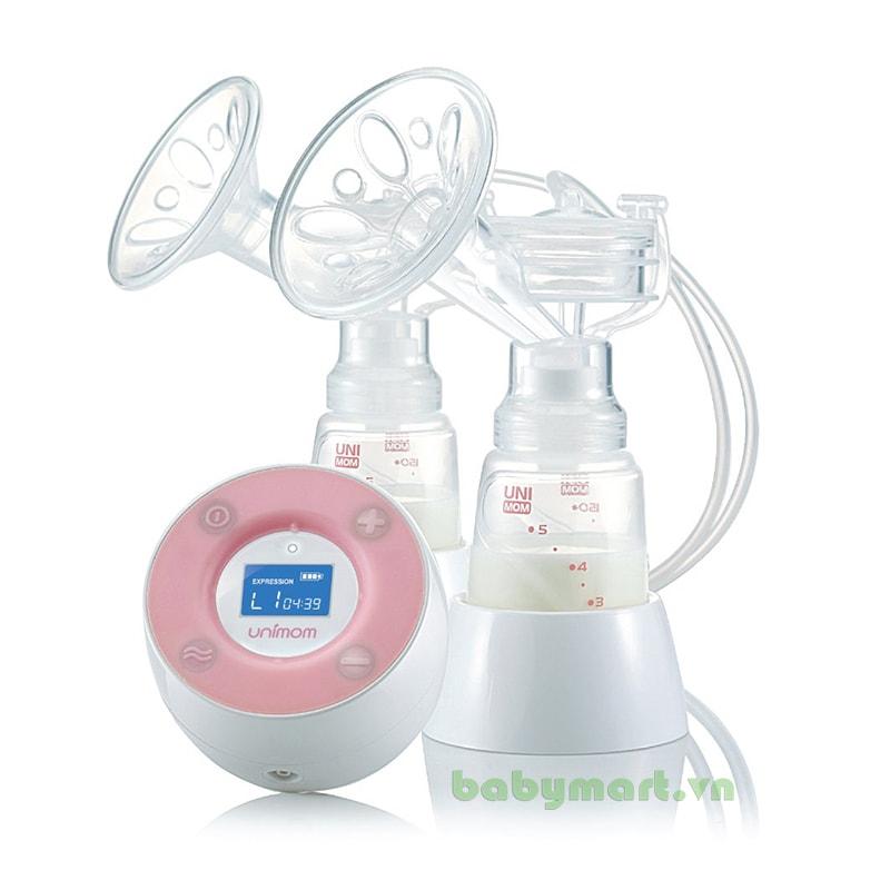 Máy hút sữa điện đôi Minuet