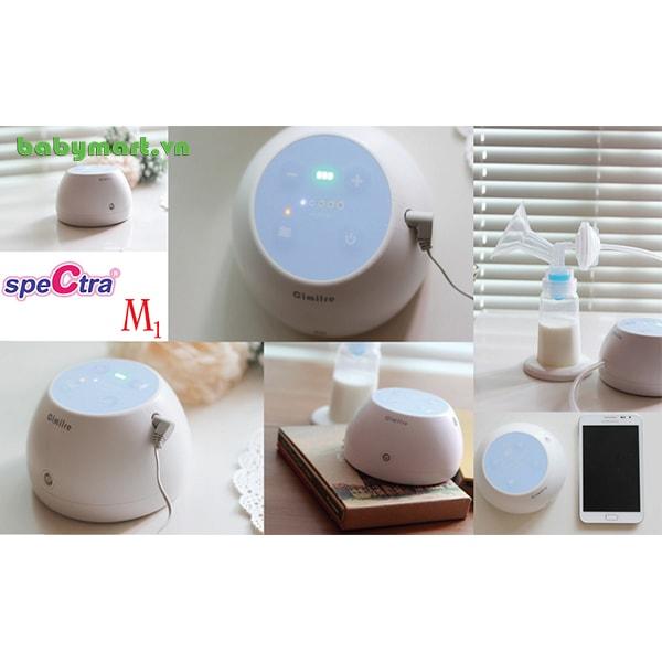 Máy hút sữa điện đơn Spectra 9 M1