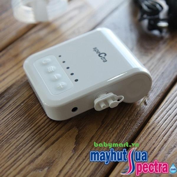 Máy hút sữa điện đơn Spectra Q