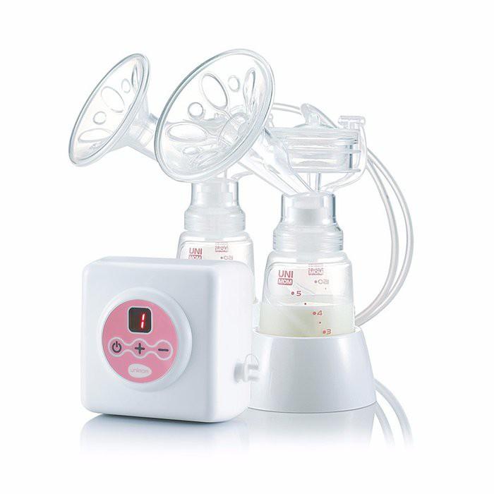 Máy hút sữa Unimom điện đôi Allegro matxa UM872002