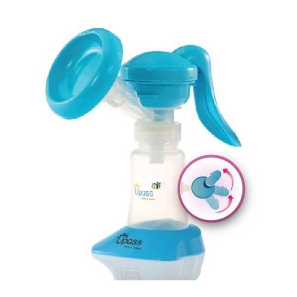 Máy hút sữa Upass thông minh bằng tay