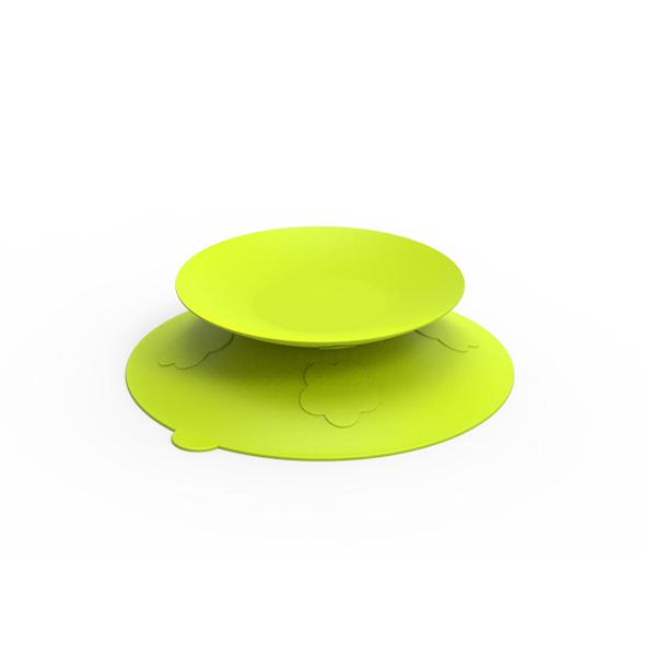 Miếng hít chống trượt kidsme - Màu chanh
