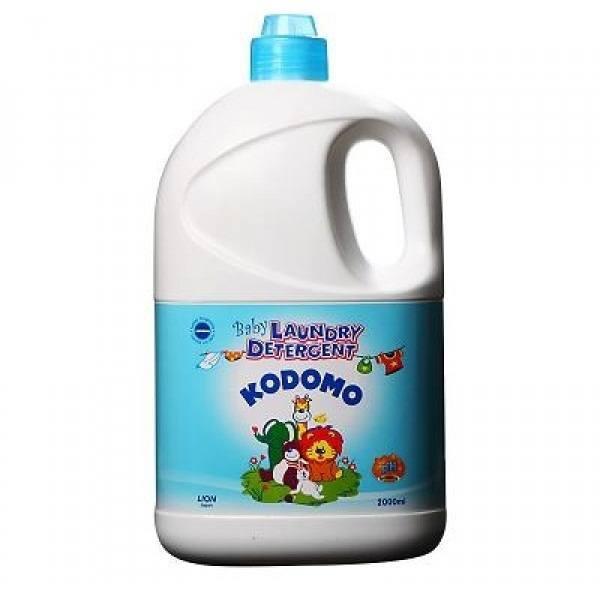 Nước giặt tẩy KoDoMo bình 2000ml